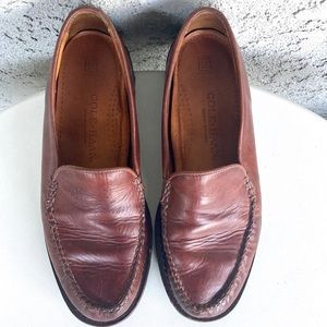 Cole Haan Country, Moc Toe, Comfort Flex Loafers 8